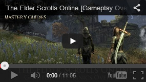 ESO Gameplay Video