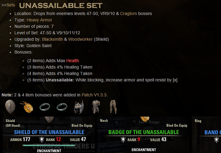 eso jewelry traits best starting gear for veteran players in the elder 1276