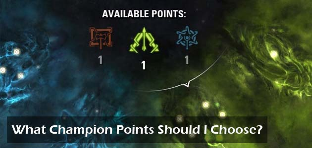 Optimal_Champion_Points_Build