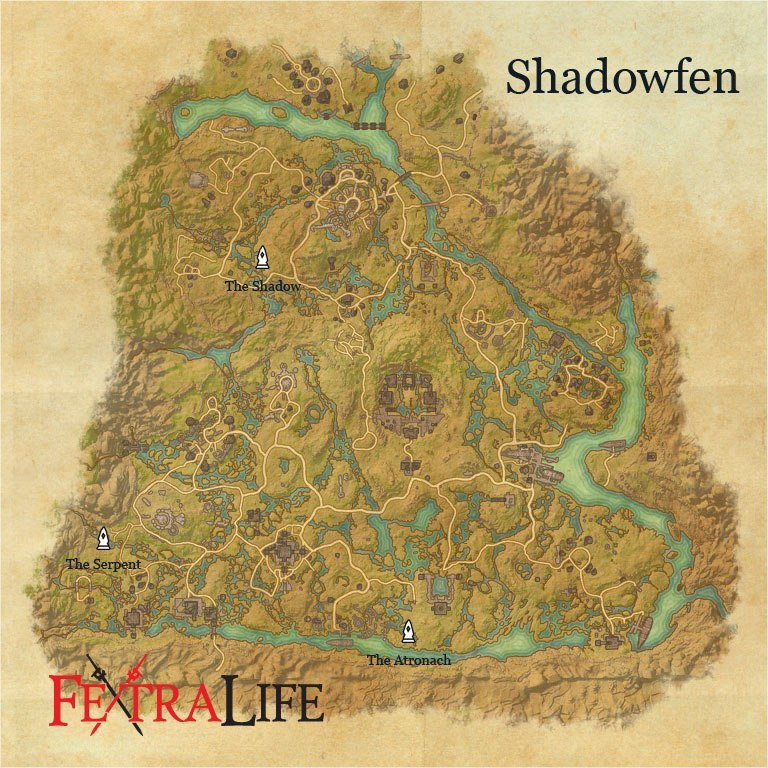 Mundus Stones Location Guide With Maps Eso Mastery Guides